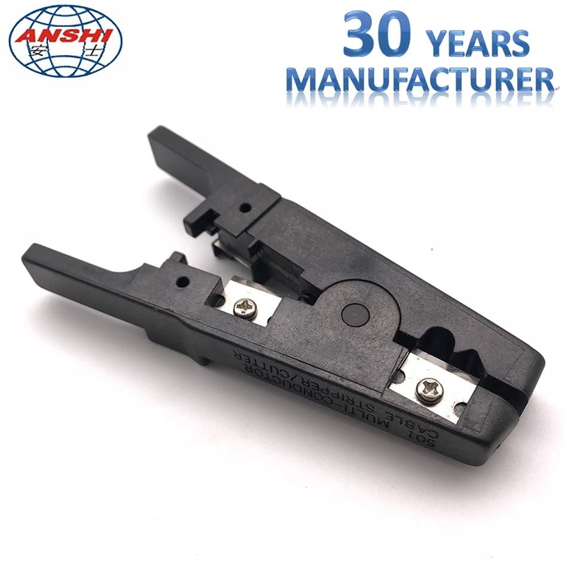 Wire Cutter Network Punch Down Tool With Different Styles Handle Stripping Tool